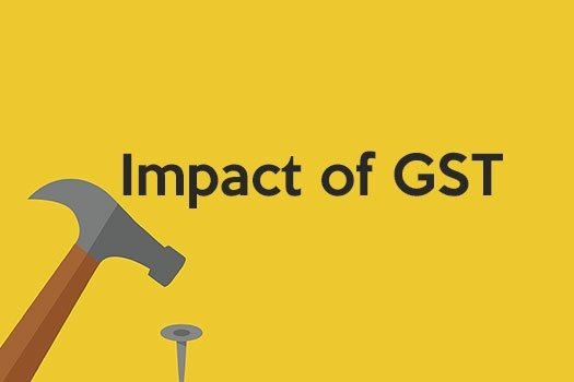 GST Impact on Real Estate_myaonegroup